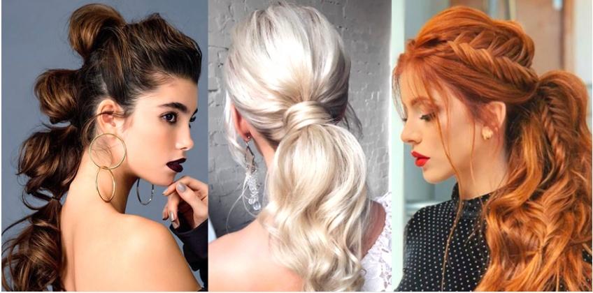 Les coiffures que l'on rêvera de porter pour la Saint-Valentin !