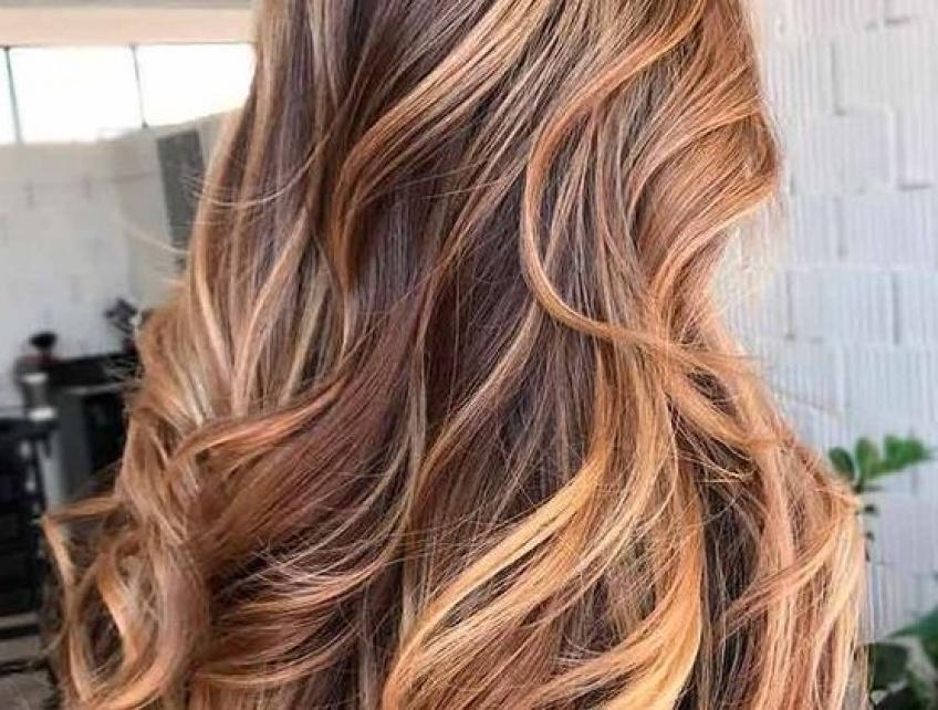 Les colorations brunes qui vont égayer votre visage !