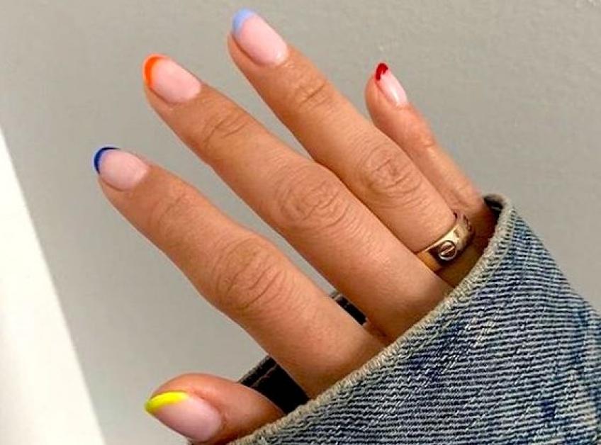 Zoom sur les tendances nail-art repérées sur Pinterest !
