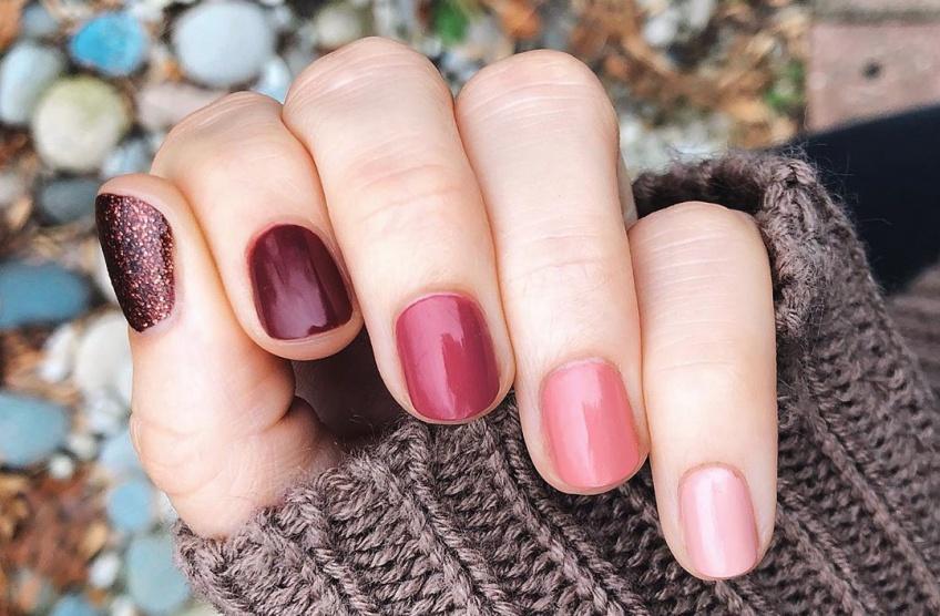 Gradient Nails : ces inspirations pour trouver la parfaite combinaison de couleurs !