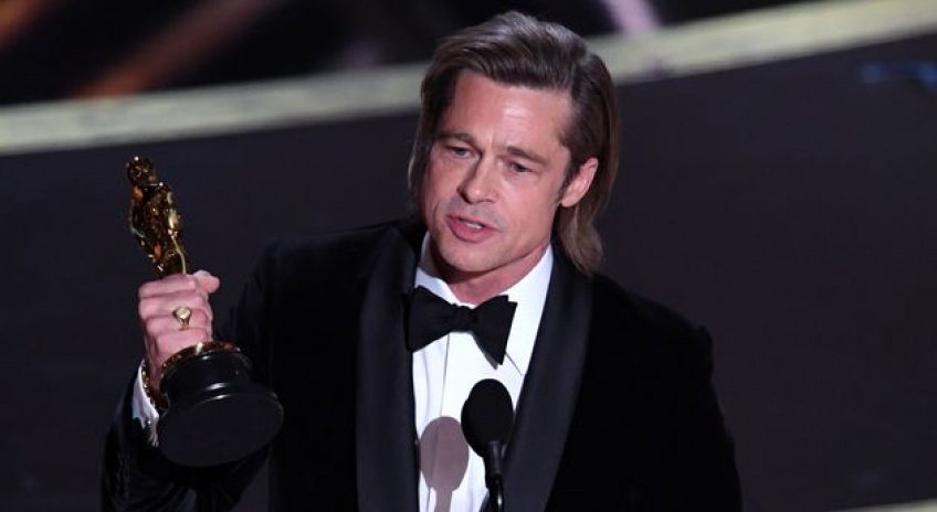 Brad Pitt premier oscar acteur