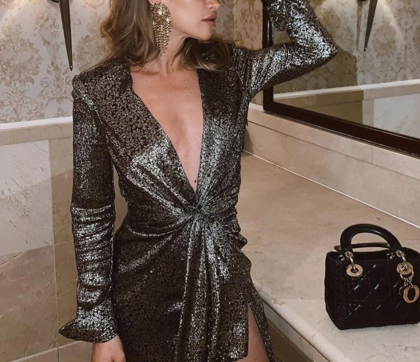 Les sublimes robes de soirée qui vont mettre des paillettes dans votre vie