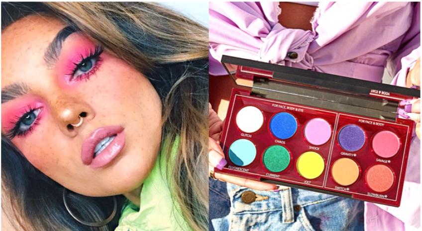 Urban Decay dévoile sa nouvelle collection make-up colorée !