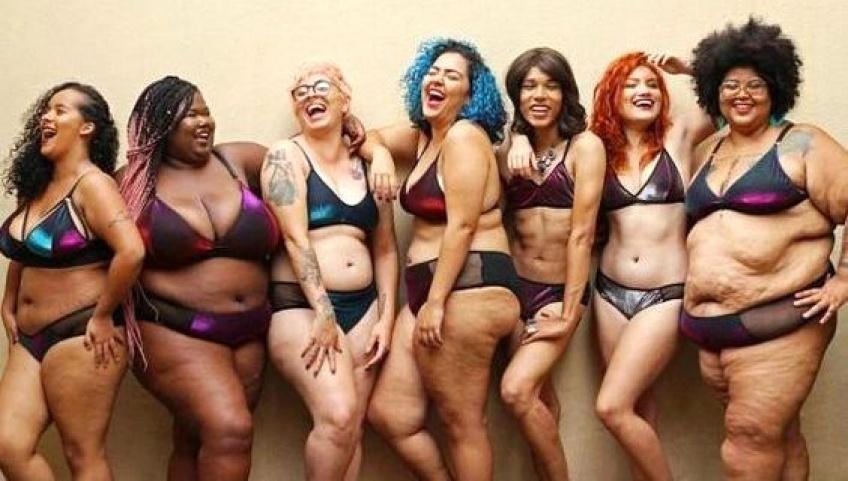 De superbes clichés qui célèbrent la diversité des corps !