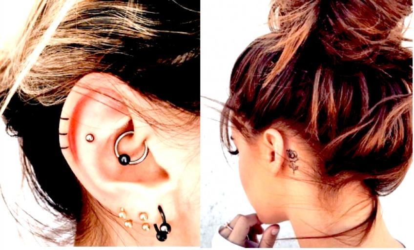 Tendance tatouage : comment mettre en valeur ses oreilles ?