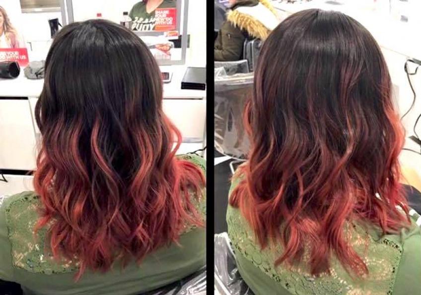 Après 6 mois sans shampooing, découvrez son incroyable transformation !