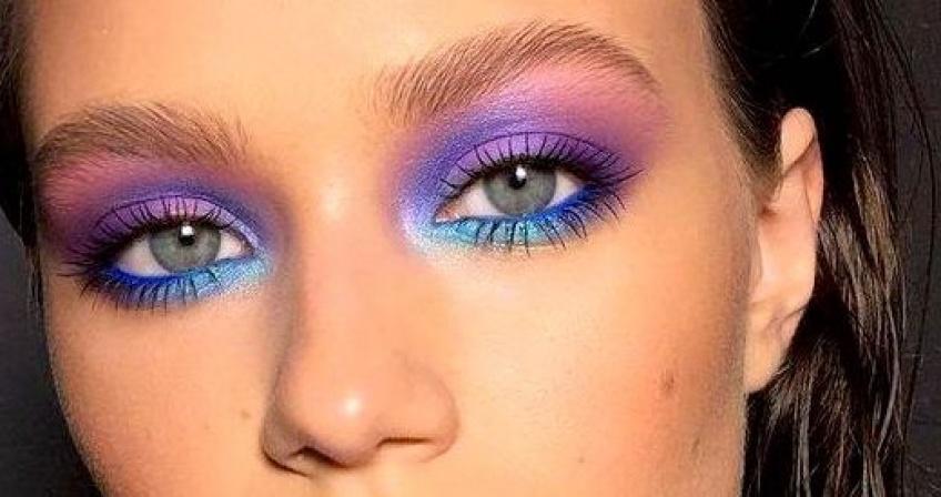 Rainbow make-up : la tendance qui va faire fureur ce printemps !