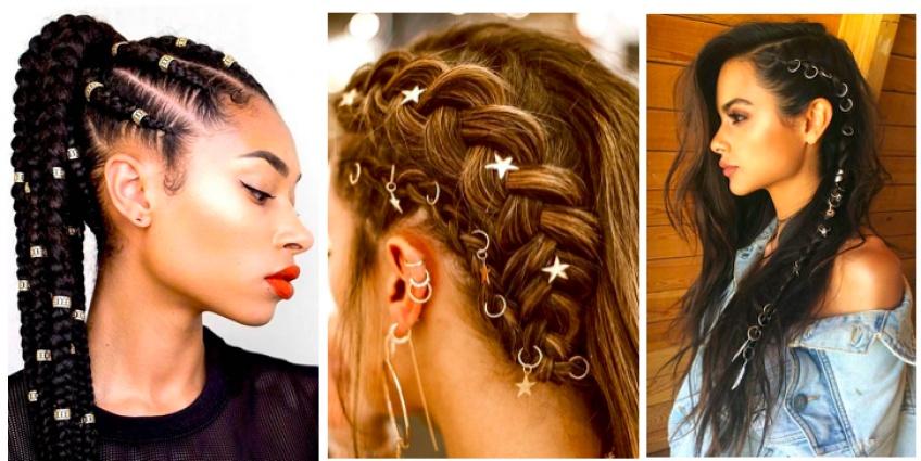 Comment sublimer ses cheveux avec des piercings ?