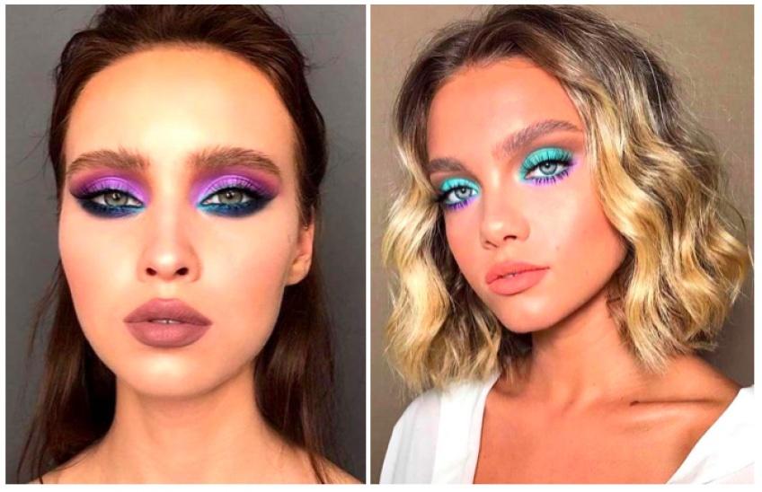 Bousculez vos habitudes avec ces 20 inspirations de maquillage pop !