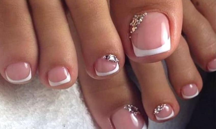 Ces nail-arts aux pieds vont vous donner de l'inspiration !