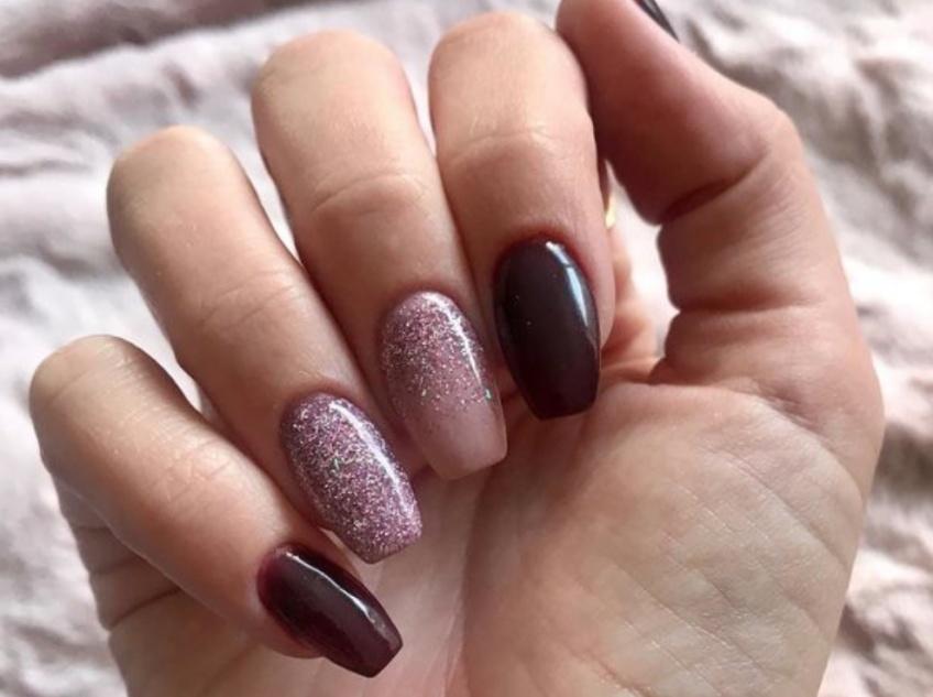 Glitter nail : le détail scintillant qui fait toute la différence !