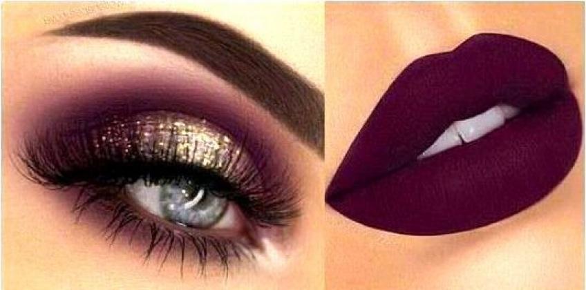 Les plus belles associations make-up yeux et bouche !