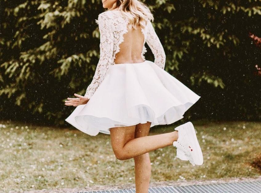 Instant Découverte #160 : Meryl Suissa, les baskets pour se marier en toute sérénité