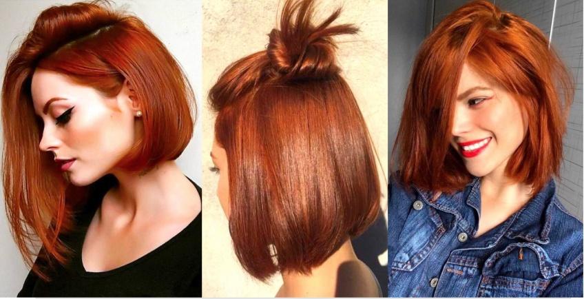 Le carré roux : comment adopter la coiffure coup de coeur du printemps ?