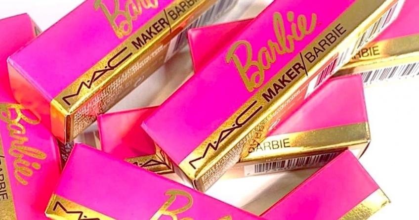 MAC x Barbie : la nouvelle collaboration confirmée !