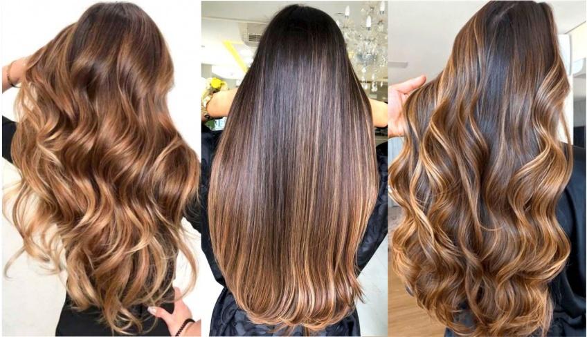Light Brown Hair : la coloration qui sublime les cheveux longs !