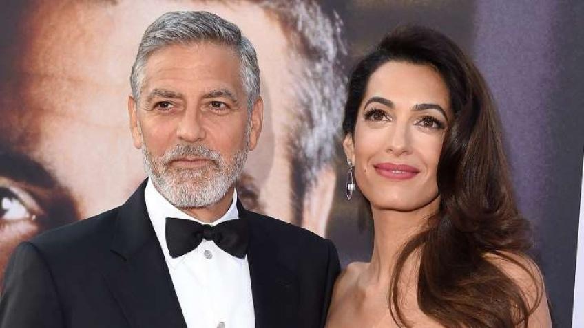 George Clooney femmes de sa vie