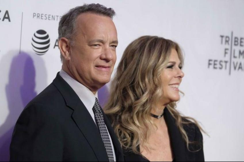Tom Hanks et sa femme Rita Wilson ont été testés positifs au nouveau coronavirus