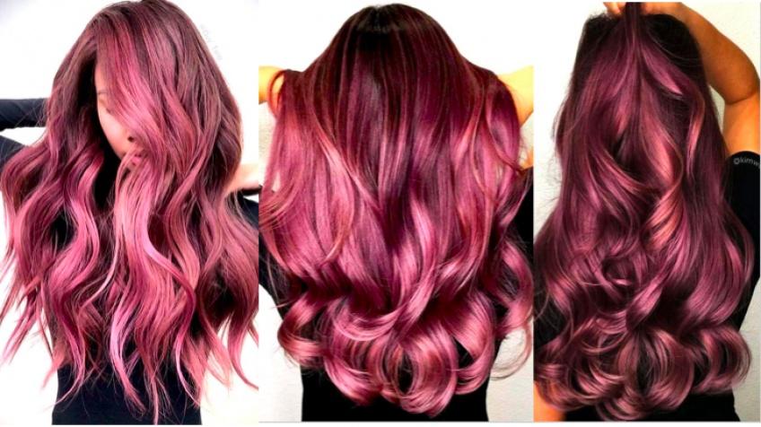 La coloration lilas qui va illuminer notre chevelure ce printemps !