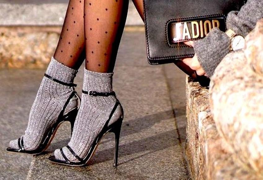 Selon la science, les personnes qui portent des chaussettes originales seraient plus intelligentes