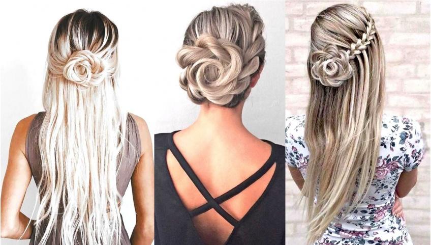 Rose bun hair : la tendance coiffure qui va faire tourner les têtes !