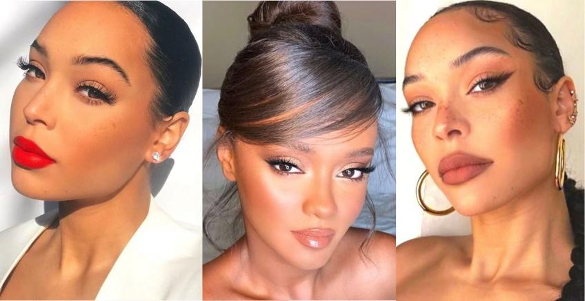 La routine make-up idéale pour les peaux foncées !