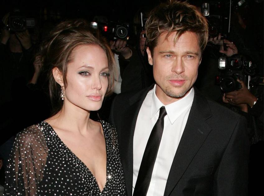 Amour de stars : Brad Pitt et Angelina Jolie