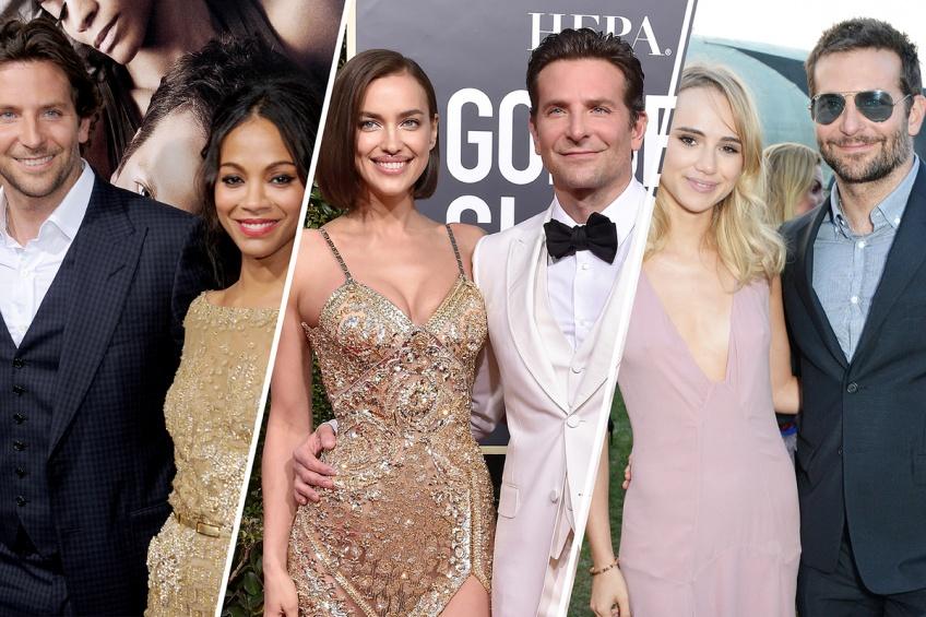 Amour de stars : Bradley Cooper et toutes les femmes de sa vie