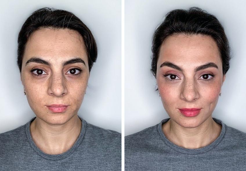 Ces femmes ont accepté de comparer leur make-up à celui d'une make-up artist !