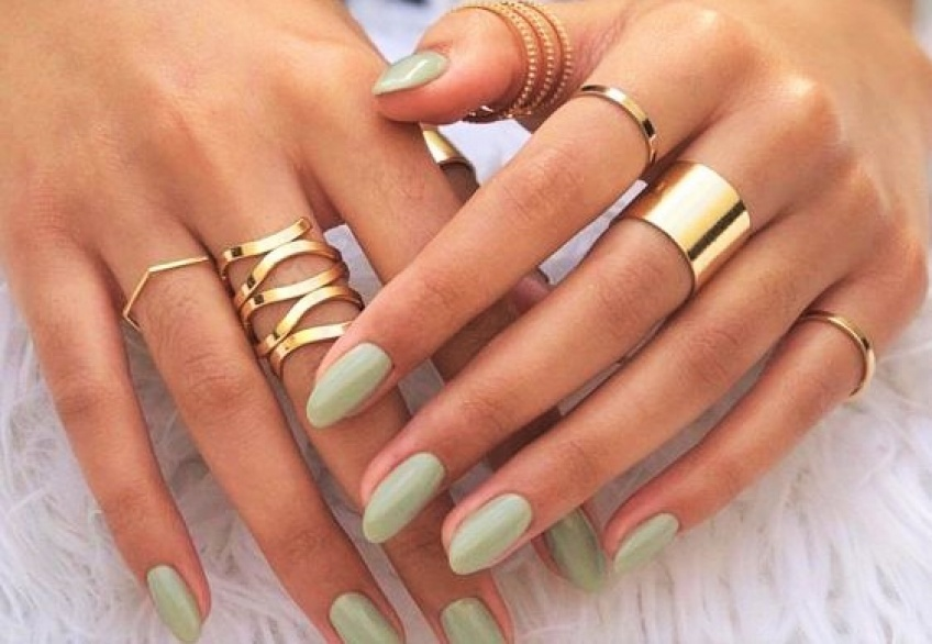 10 couleurs tendance de vernis dévoilées par Pinterest !