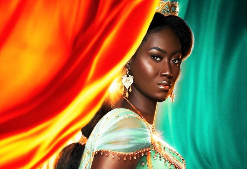 Cette photographe se transforme en princesses Disney pour aider les jeunes femmes noires à se sentir vues !
