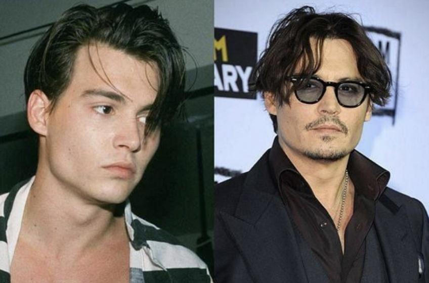 Ces hommes qui étaient sublimes plus jeunes, que l'on avait presque oublié