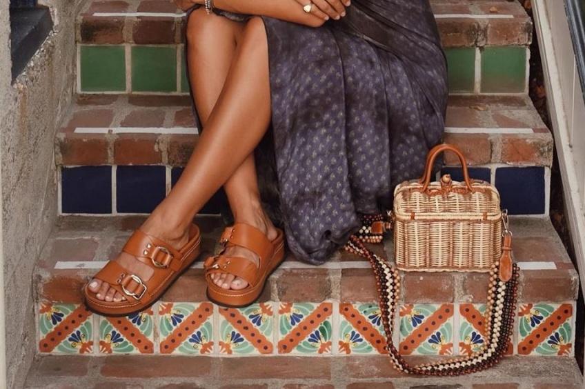 #Shoesday : ces sandales à plateformes sont les plus convoitées de l'été
