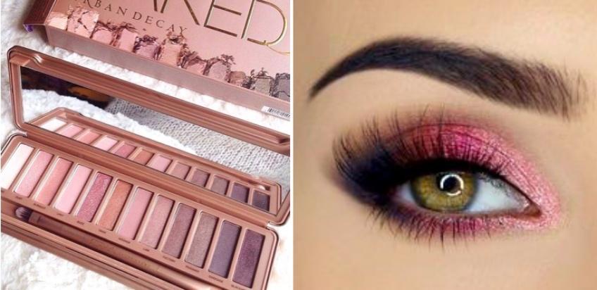 La vie en rose avec ces palettes pour les yeux !