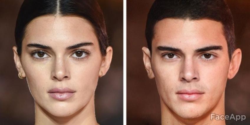 À quoi ressembleraient nos stars féminines si elles étaient nées hommes ?