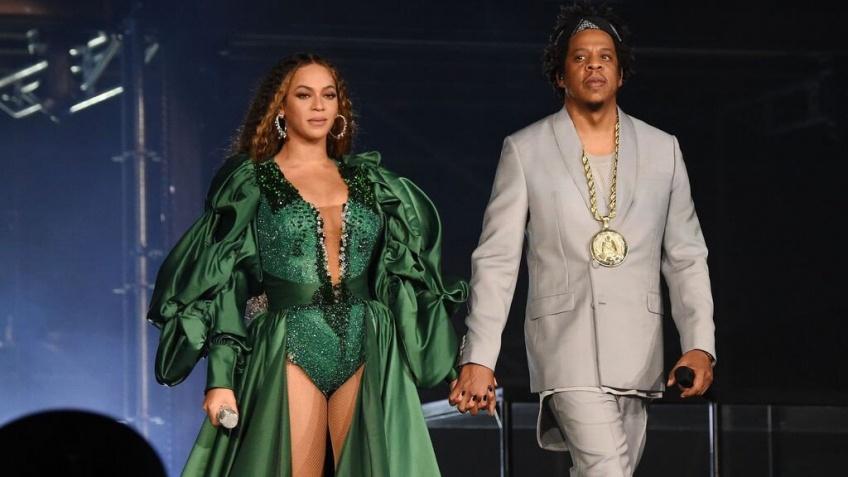 Amour de star : Beyoncé et Jay-Z