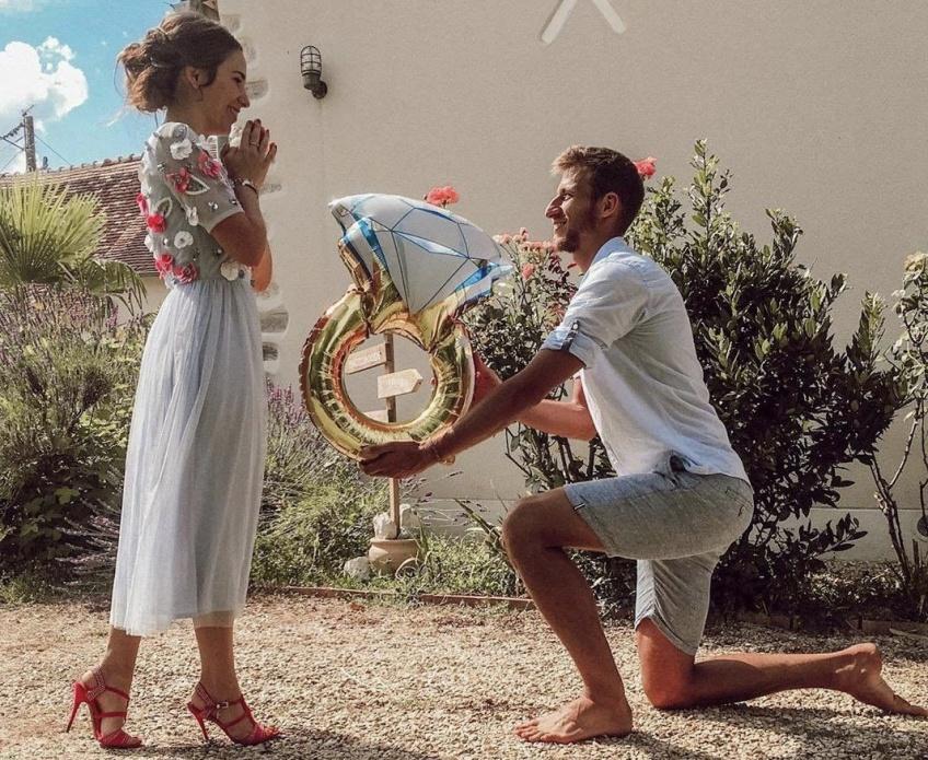 Ces demandes en mariage vraiment épiques repérées sur Instagram