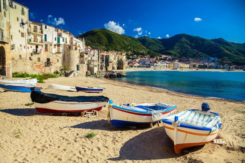 La Sicile propose de payer la moitié des frais du voyage si vous décidez de venir visiter l'île cette année