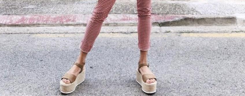 #Shoesday : Les chaussures compensées parfaites pour sublimer ses gambettes tout l'été !
