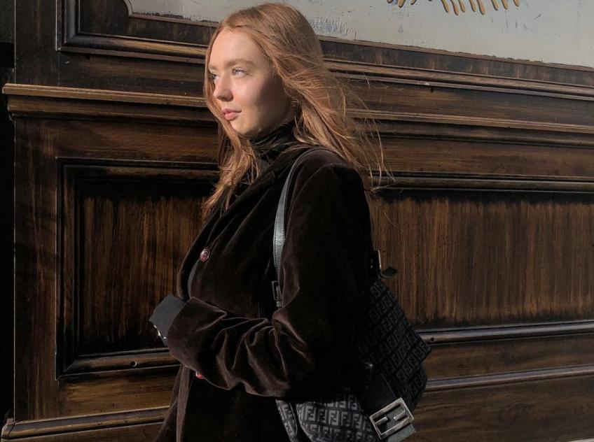 Dans le dressing confiné de Rachelle Cunningham : l'artiste parisienne à suivre sur Instagram
