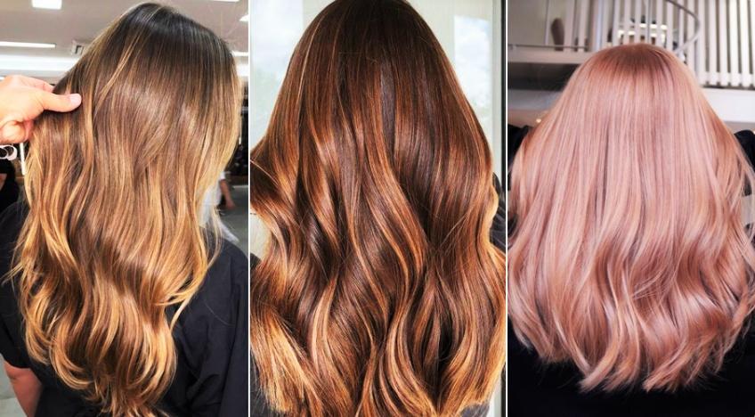 Les colorations tendance idéales pour rattraper les deux mois sans coiffeur !