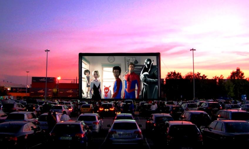 Le cinéma en plein air, de retour pour notre plus grand bonheur !
