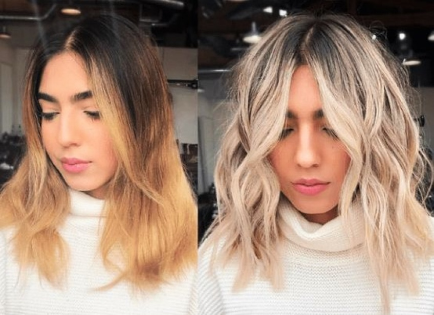 Ces transformations blondes qui nous coupent le souffle !