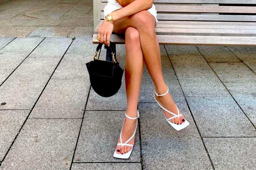 #Shoesday : Ces chaussures que vous allez adorer porter en cas de fortes chaleurs !