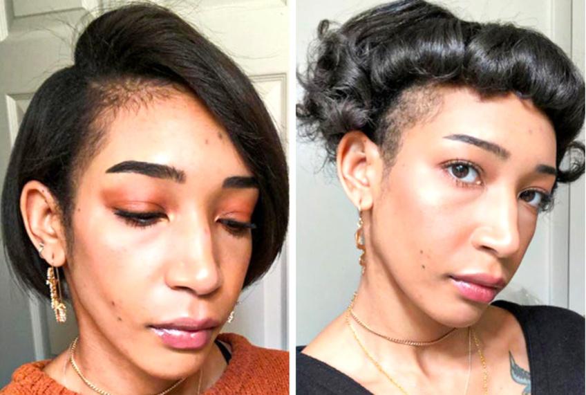 15 personnes qui ont regretté d'avoir touché à leurs cheveux seules !