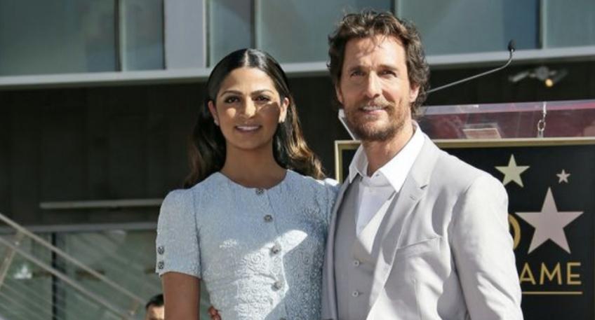 La preuve que Matthew McConaughey vit une histoire d'amour digne d'un conte de fées