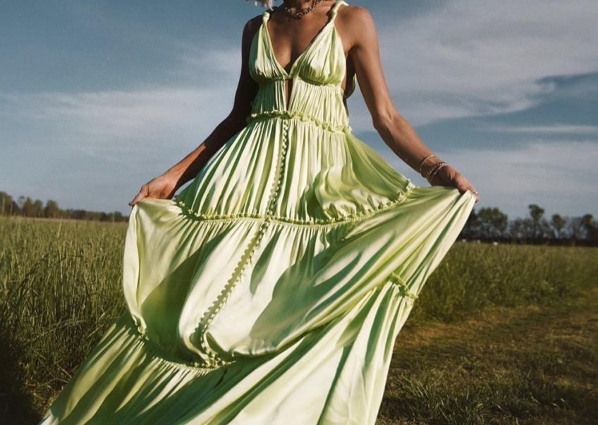 Les seules robes longues que vous allez vouloir porter cet été