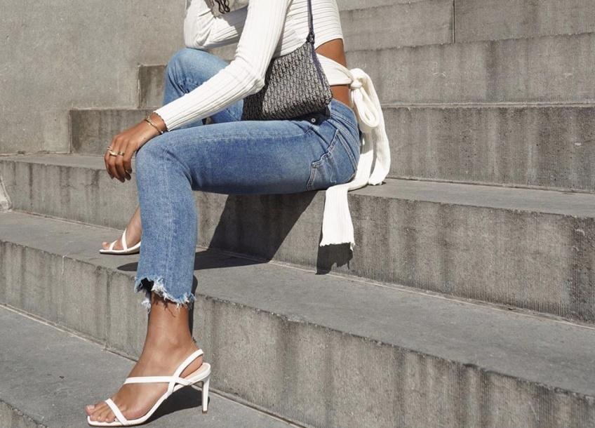 Les looks repérés sur Instagram qui prouvent qu'on peut porter un jean quand il fait chaud !