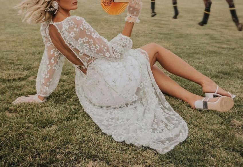 Ces robes de mariées sont parfaites pour se dire oui à la mairie
