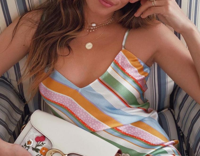 La robe nuisette : l'alliée tendance pour affronter les journées chaudes de l'été